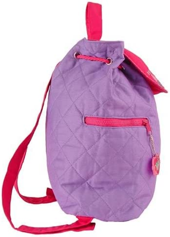 GiftsForYouNow Quilted Unicorn Embroidered Backpack