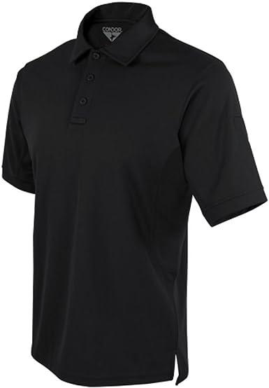 Helikon Urbano T/ácticos L/ínea Polo Camiseta TopCool Negro