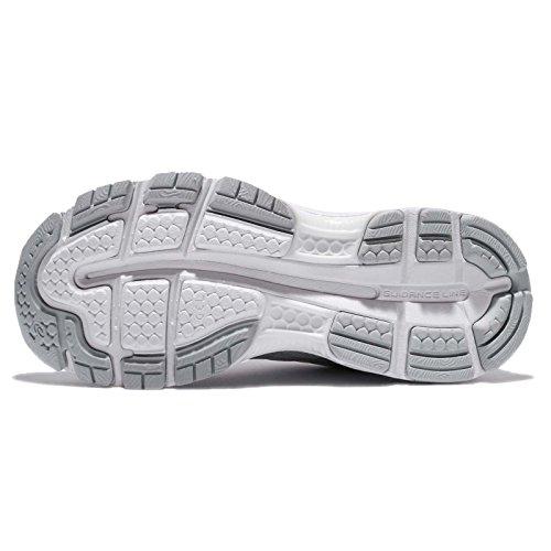 Scarpe silver t750n 9693 Glacier Gel 19 nbsp;da Grey Donna Di white Corsa Asics Nimbus Da qYOxHPg