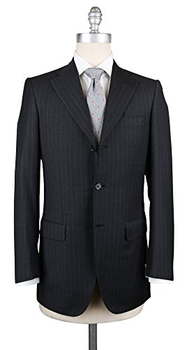 Used, Brioni New Dark Gray Suit 34/44 for sale  Delivered anywhere in USA