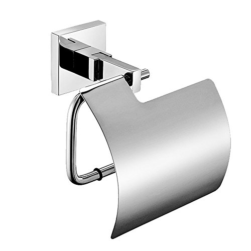 Leyden TM Bathroom Accessories Chrome Finish Stainless Steel Toilet Paper Holder Paper Holder Rack, Wall Mounted hot sale 2017