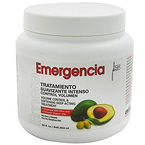 Toque Magico Emergencia Volume Control and Softening Deep Acting Mask, 32 Ounce from TOQUE MAGICO Emergencia