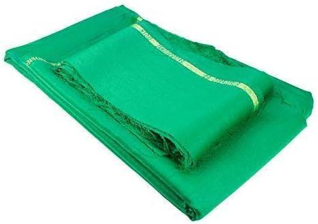 ClubKing Ltd - Tela para mesa de billar americano (base y cubierta, 213,3 x 121,9 cm), color verde: Amazon.es: Deportes y aire libre