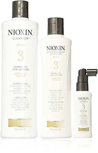 Nioxin System 3 Hair System Kit (Normal to Thin-Looking)
