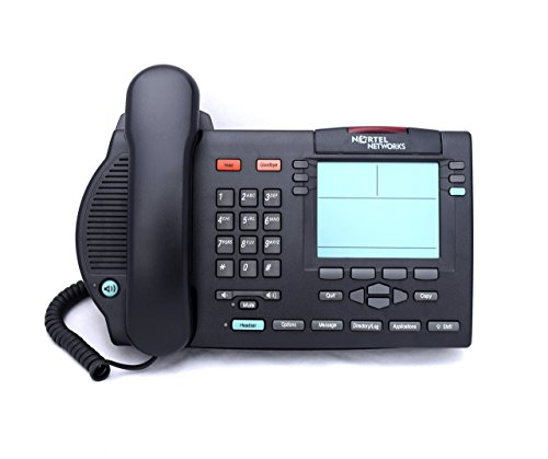 Nortel Meridian M3904 Office Phone (NTMN34GA70) (Renewed)