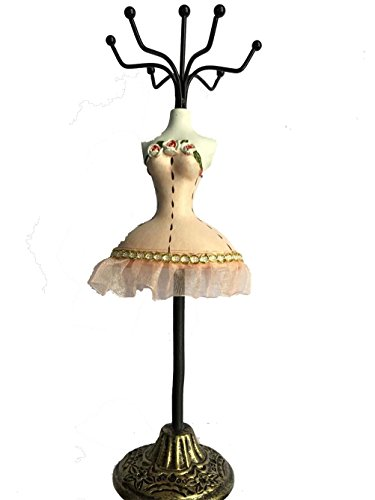 jewelry stand holder dress form - 9