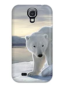 Excellent For Case Iphone 6Plus 5.5inch Cover PC Cover Back Skin Protector Polar Queen