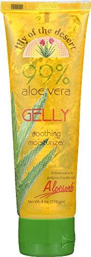 aloe vera gelly soothing moisturizer
