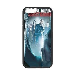iphone6s 4.7 inch Phone Case Black Criminal Minds ZIC442163