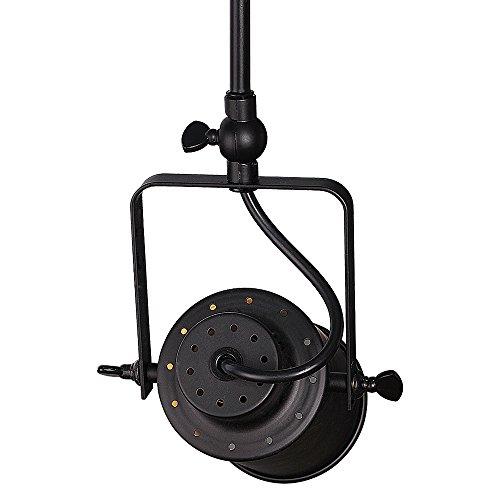 Buy Pendant Track Lighting: LALUZ Adjustable Track Lighting Ceiling Light 3-Light