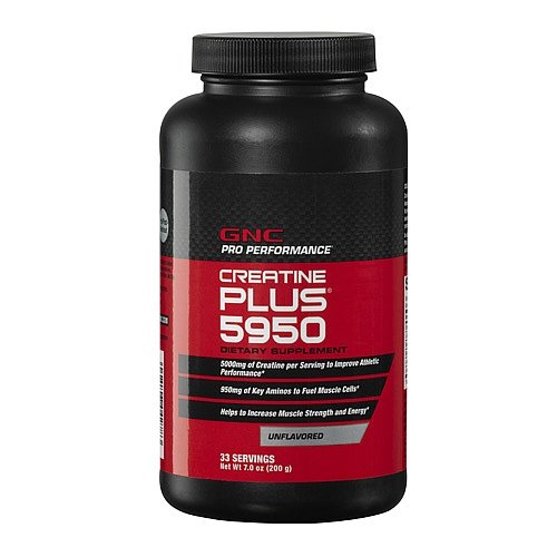 GNC Pro Performance® Creatine Plus®, 33 Servings, 7.0 oz (200g)