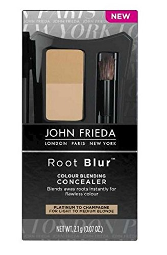John Frieda Root Blur Instant Root Concealer Platinum To Champagne 2.1g (Platinum Root Concealer compare prices)