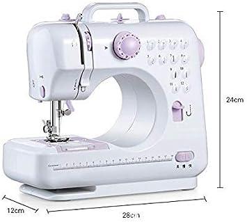 Milopon - Máquina de coser (12 puntadas, 2 velocidades): Amazon.es ...