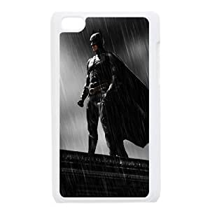 iPod Touch 4 Case White The Dark Knight Batman LSO7785666