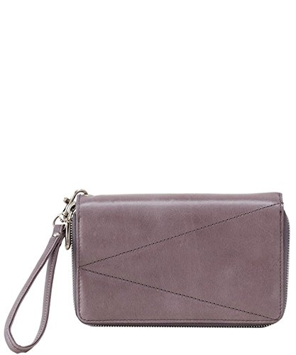 Wristlet Hobo Leather Leather Tyler Wristlet Tyler Tyler Grey Wristlet Grey Hobo Hobo Leather qfFwq6