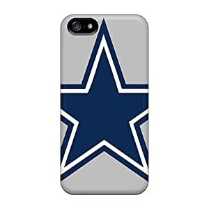 Qnz4664xDcV Tpu Case Skin Protector For Iphone 5/5s Dallas Cowboys With Nice Appearance