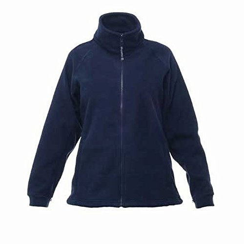 Fleece 280g GSM Womens Navy Regatta Dark Jacket III Ladies Thor fHfqIZ