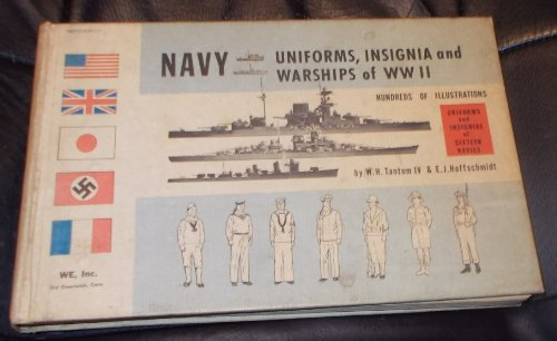 [Navy Uniforms, Insignia and Warships of WWII] (Ww2 Navy Uniforms)
