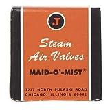 "Maid-O-Mist Steam Vent 1/8 "" Mpt Angle"