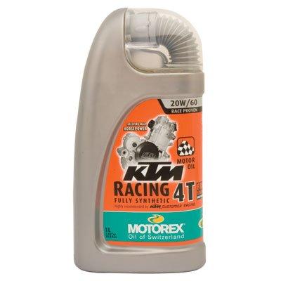 Motorex KTM Racing 4T Oil - 20W60 - 1L. 171-402-100
