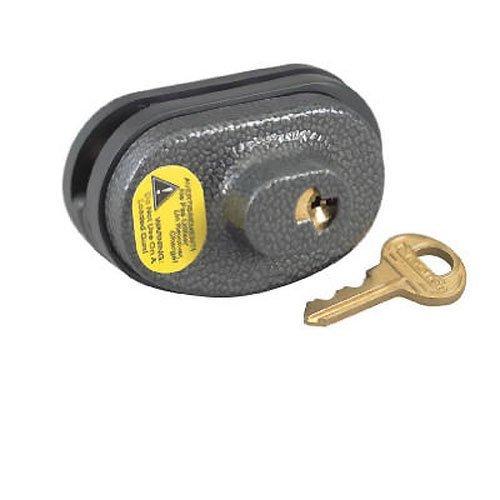 Gun Trigger Lock - Master Lock Gun Lock, Keyed Trigger Lock, 90DSPT