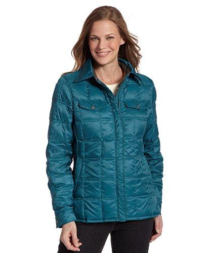 Woolrich Women's Abington Jacket, Atlantic, Medium