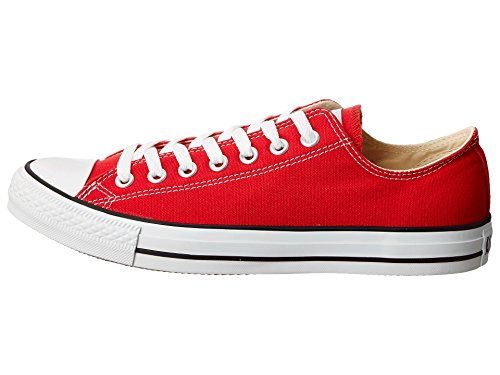 5 8 Taylor Men's Converse US Men's 5 Sneaker Charcoal WOMEN US Chuck Core 5 7 RED Star Ox All MEN 10 1fgWTqBfw