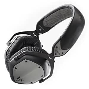 V-MODA Crossfade LP Over-the-Ear Headphones (Gunmetal Black)