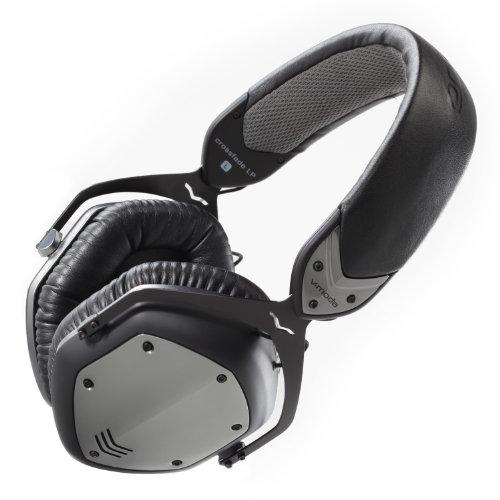 V-MODA Crossfade LP Over-the-Ear Headphones Gunmetal Black
