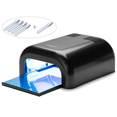 MelodySusie® 36W UV Nail Dryer - UV Lamp Light for Any UV g