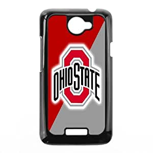 Customized Sport Phone Case Ohio State Buckeyes For HTC One X Q5A2112179