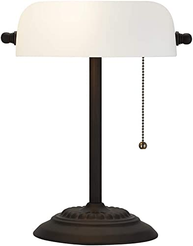 Amazon Brand Ravenna Home Contemporary Banker's Desk Lamp