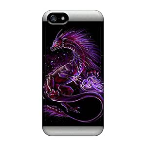 Cute Appearance Covers/eOF40912xolU Pink Dragon Cases For Iphone 5/5s