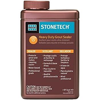 Dupont stonetech professional heavy duty grout sealer 1 quart home kitchen for Dupont heavy duty exterior sealer