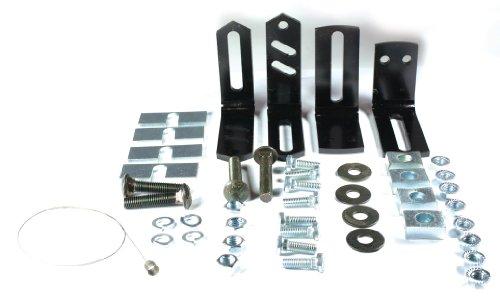 - Husky 31415 Custom Bracket Kit for Chevy Silverado/Sierra