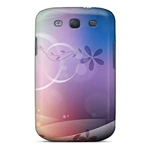 For Galaxy S3 Premium Tpu Case Cover Nice Background Protective Case