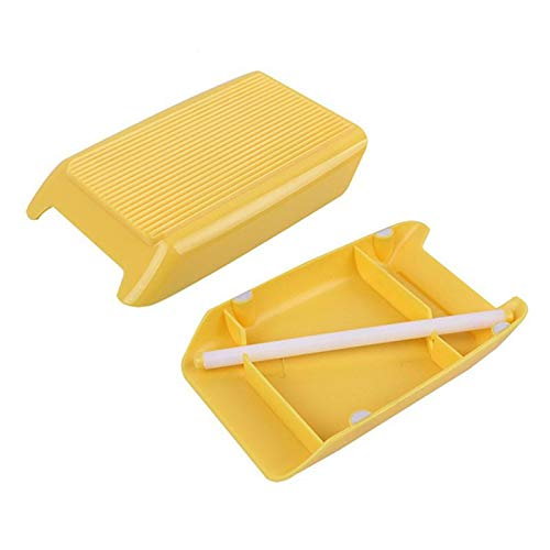 (Manual Noodle Makers - Macaroni Maker Cooking Pasta Spaghetti Small Spiral Hollow Powder Mold - Garland Manual Maker Cutter Bonsai Water Ball Pasta Maker Macaroni Cutter Maker Chair Manual P)