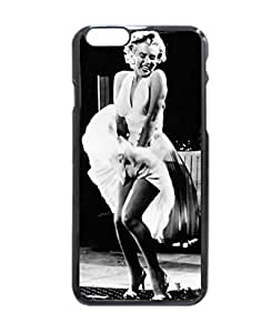 Marilyn Monroe Hard Durable Case Cover Skin for Iphone 6 with 4.7