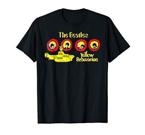 - The Beatles Yellow Submarine T-shirt