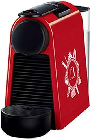 Jsmhh Mini doméstica pequeña Mini cápsula de café automática máquina de Comprimidos de Prueba Filtro de la máquina-roja Cafetera Goteo de café (Color : Red): Amazon.es: Hogar