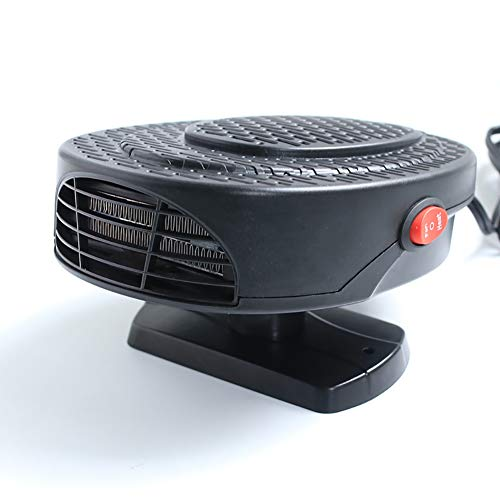 Thisiscry Car heater, 12V/24V car heater, heater, cold: Electronics