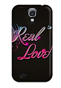Heidiy Wattsiez's Shop 2754105K20885486 Hot Tpu Cover Case For Galaxy/ S4 Case Cover Skin - Excellent Loves