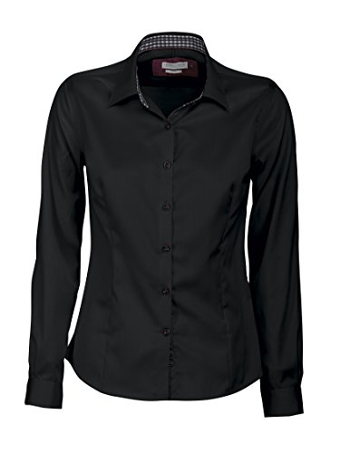 Rouge Shirt Femme Bow 20 Noir Collection Red q8Fx0Y0z