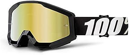 One Size 100/% STRATA Goggles Slash Clear Lens