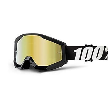 100% Gafas De Cross The Strata Slash - Transparente
