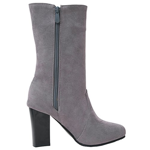 Classic AIYOUMEI WoMen AIYOUMEI Classic AIYOUMEI Grey WoMen Boot Classic WoMen WoMen Classic Grey AIYOUMEI Grey Boot Boot COxnqSw56x