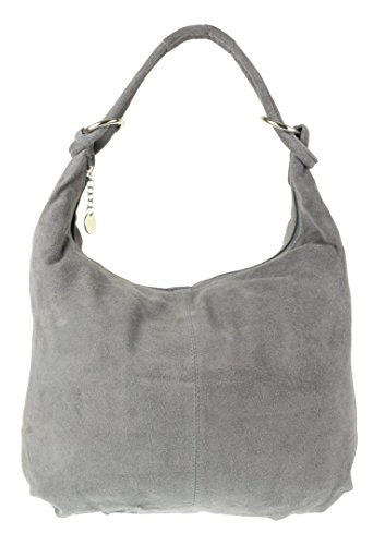Gris Girly Handbags Oscuro Bolsas Hobo Mujer HnxqZvAw