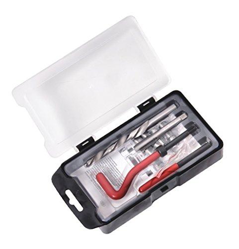 SUPERTOOLS Helical Coil Thread Repair Tool Recoil Insert Kit M5 X 0.8 X 6.7mm TC0059A SUPER TOOLS
