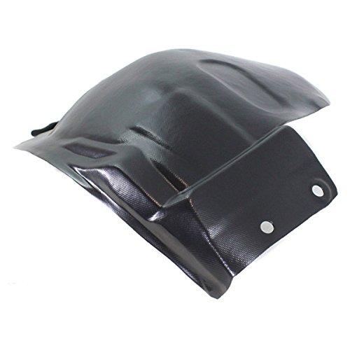 Partomotive 10-14 Mustang Front Splash Shield Inner Fender Liner Panel Right Side FO1249142