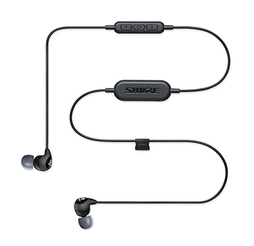 Shure SE112-K-BT1 Wireless Sound Isolating Earphones by Shure (Image #1)
